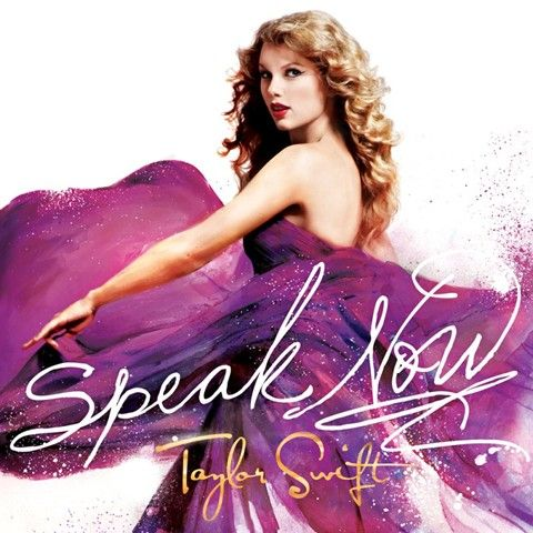 Tayor Swift- Speak Now