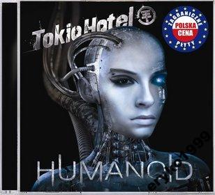 Tokio Hotel Płytka 2009