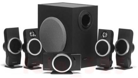 głośniki T6100 Creative Inspire 5.1