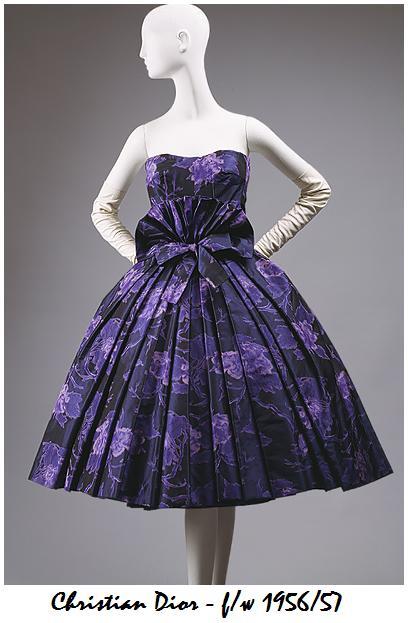 Sukienka Dior'a
