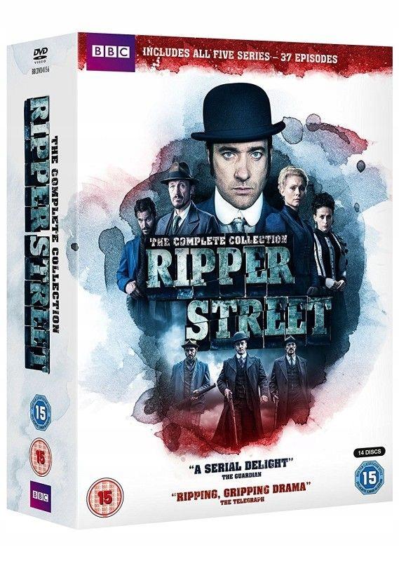 Ripper Street sezony 1-5
