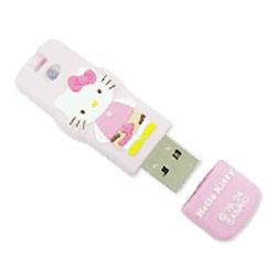 Pendrive z Hello Kitty