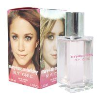 Perfum marykateandashley N.Y.  Chic
