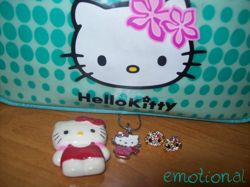 Kilka rzeczy z Hello Kitty