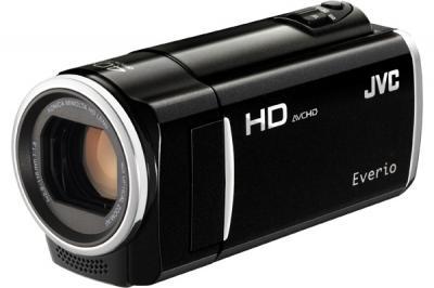 Kamera na karty JVC GZ-HM430