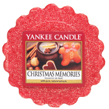Wosk Yankee Candle- Christmas Memories