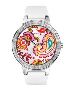 Super kolorowy zegarek GUESS