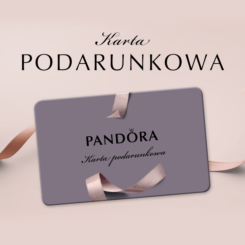 PANDORA Karta podarunkowa