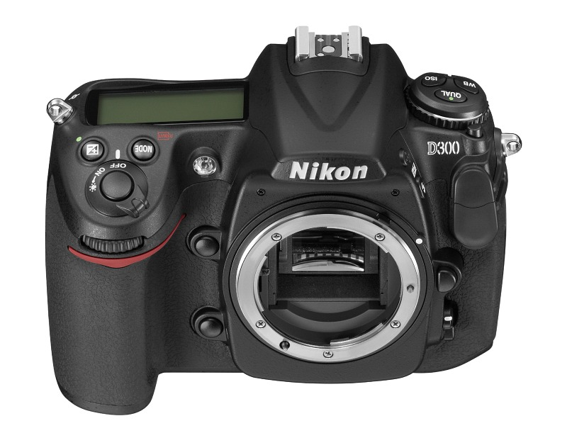 Aparat Nikon D300