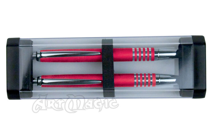 Zestaw - Ołówek + Długopis