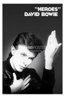 Plakat David Bowie (Heroes)