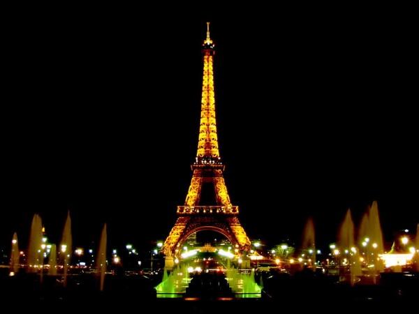 Wycieczka do Paryża na miesiąc