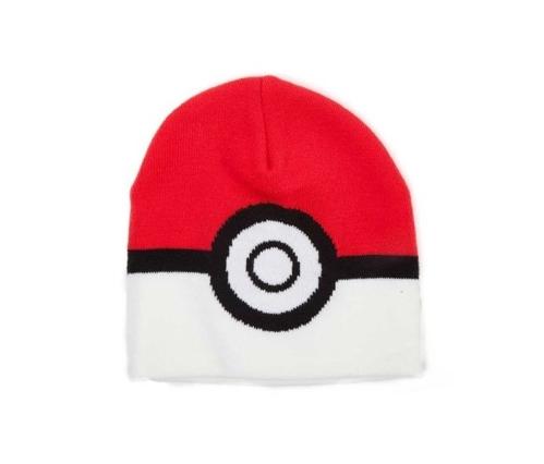 Czapka zimowa pokeball Pokemon