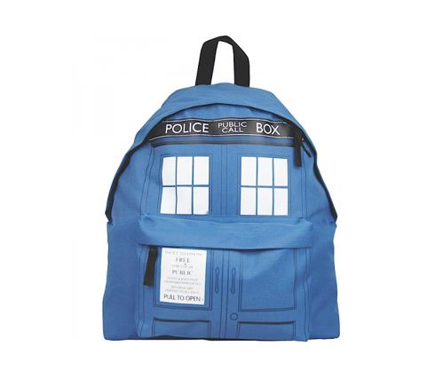 Plecak Doctor Who, Tardis
