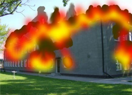 Paląca się szkoła XD