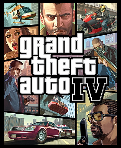 gra komputerowa GTA IV