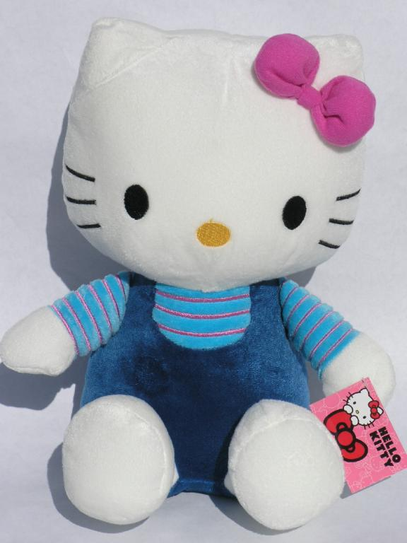 Pluszowa Hello Kitty