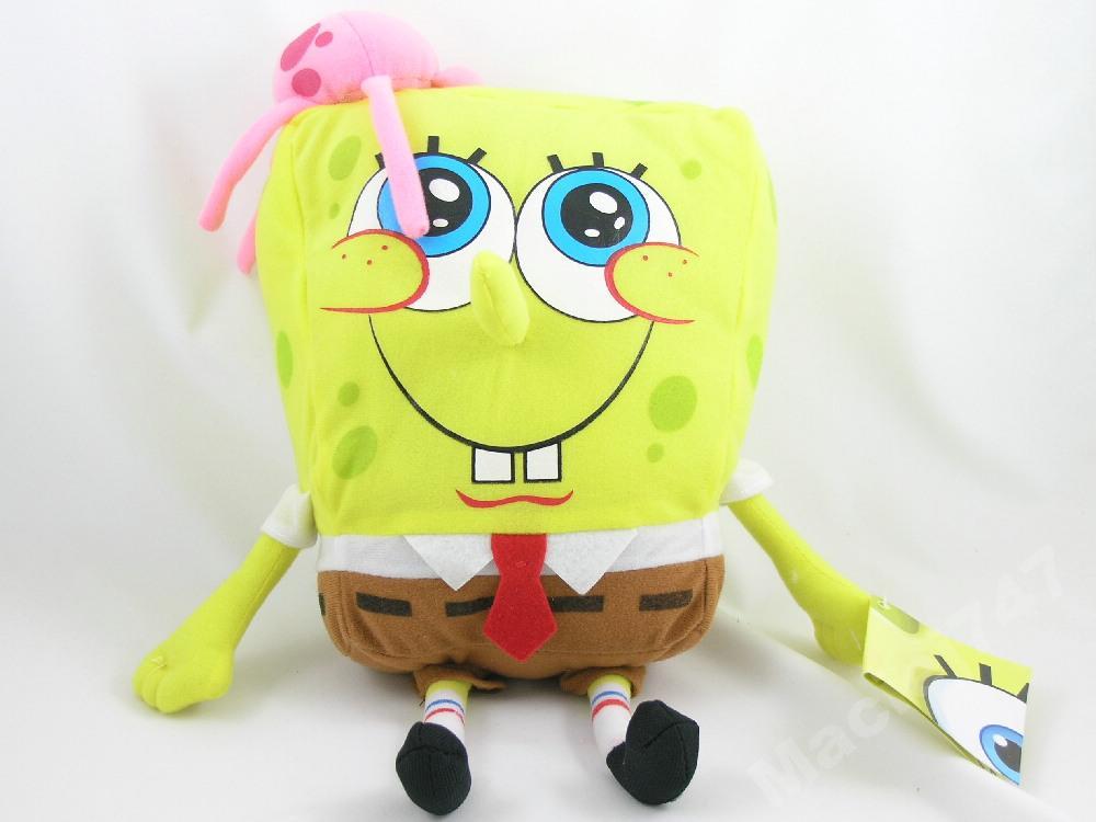 Maskotka Spongebob