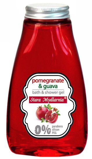 Home Spa - Pomegranate&Guava Żel do kąpieli 250 ml