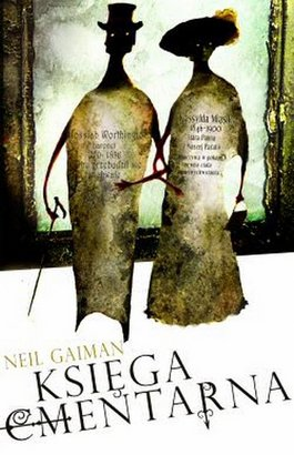 'Księga cmentarna' N. Gaiman