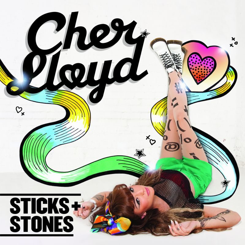 Cher Lloyd - Sticks+Stones