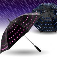 Świecący parasol