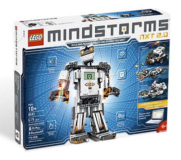 Lego Mindstorms NXT 2.0