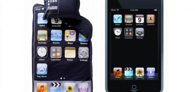 pościel iPod touch