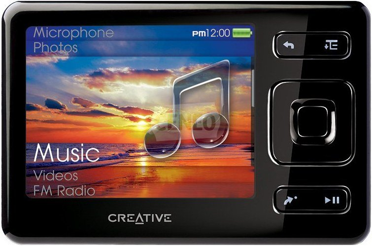 Odtwarzacz MP4 ZEN Creative MX 8GB