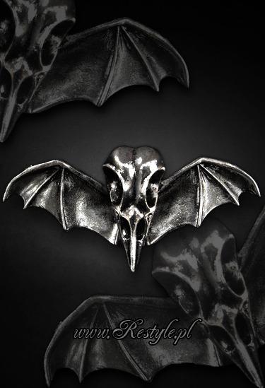 Gotycką spinka