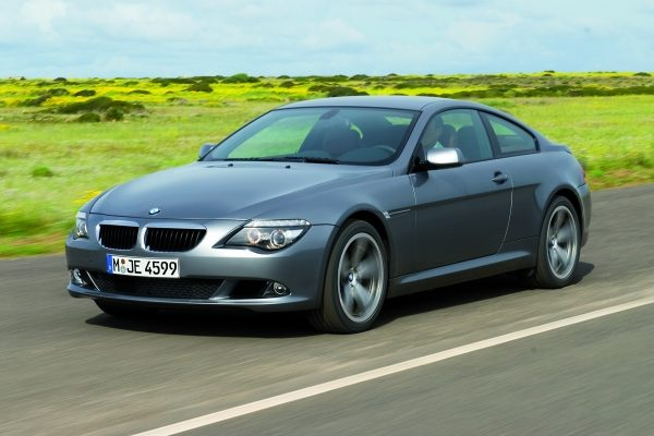 BMW Seria 6 Coupe 635d Steptronic