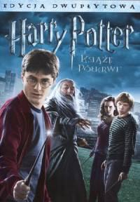 Harry Potter i Książę Półkrwi Film  DVD