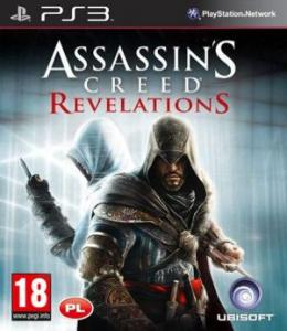 ASSASSINS CREED REVELATIONS PL / PS3 / S-ec/K-ce