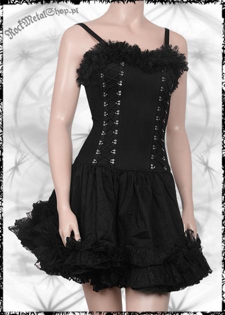 Sukienka gotycka.