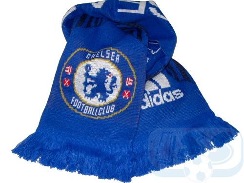 Chelsea Londyn szalik Adidas