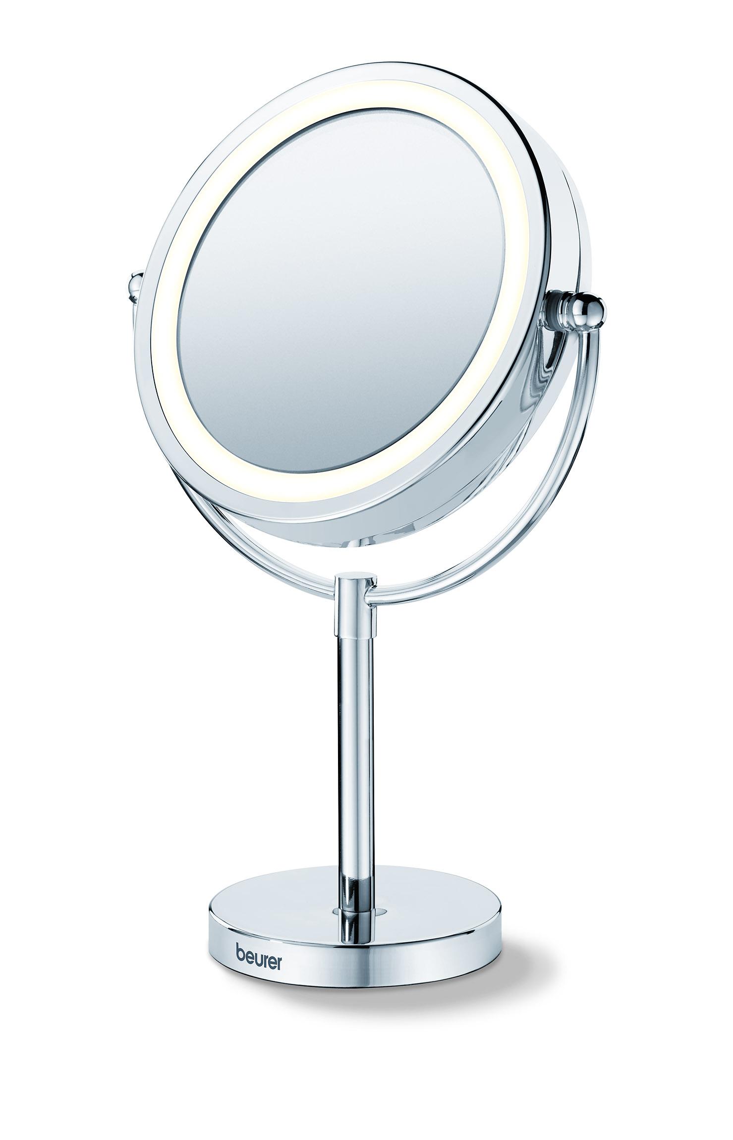 Podświetlane duże lusterko kosmetyczne - BEURER BS 69