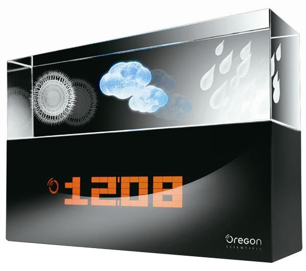 Zegar BA900 Crystal