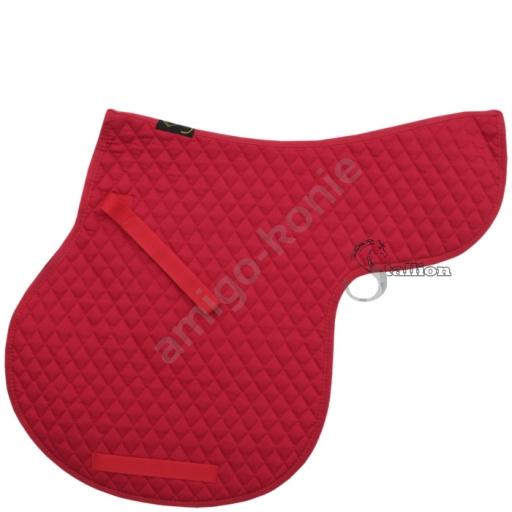 Czerwony czaprak