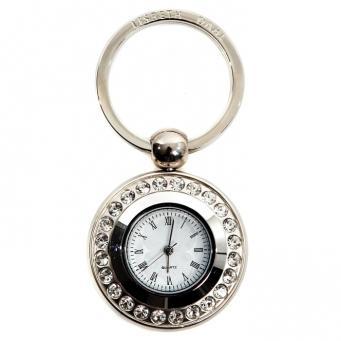 Brelok z zegarkiem