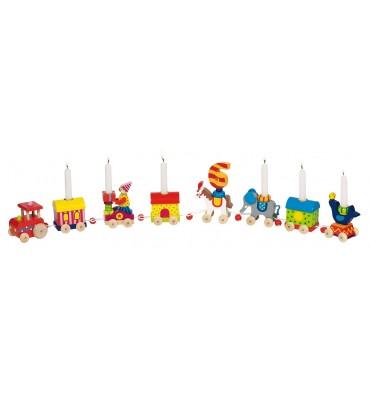 Urodzinowy pociąg dla malucha