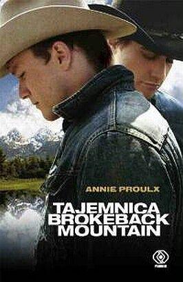 Książka-Tajemnica Brokeback Mountain