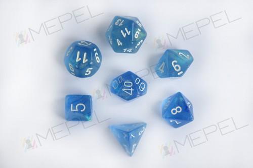 kości chessex borealis sky blue/white