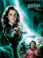 Plakat z Hermioną Granger