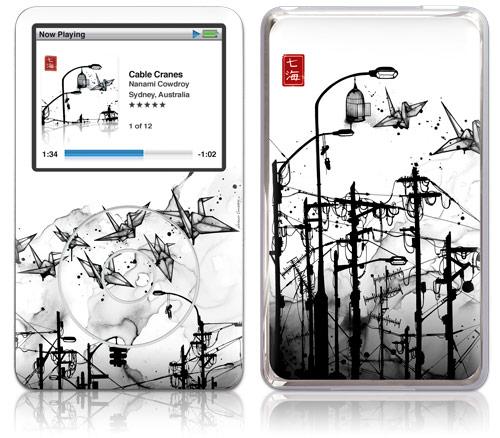 skin na iPoda
