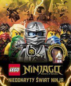 Lego Ninjago. Nieodkryty Świat Ninja