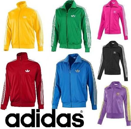 Bluza z Adidas'a