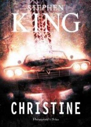 Książka,,Christine