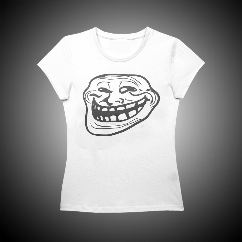 Koszulka Troll Face.