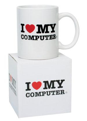 Kubek komputerowego maniaka