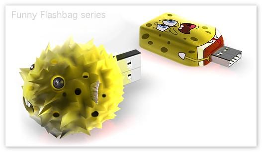 USB SpongeBob